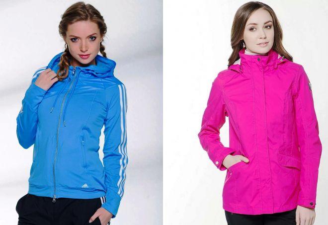 1598795be69f Женские спортивные куртки – осенние, зимние, утепленные, удлиненные ...