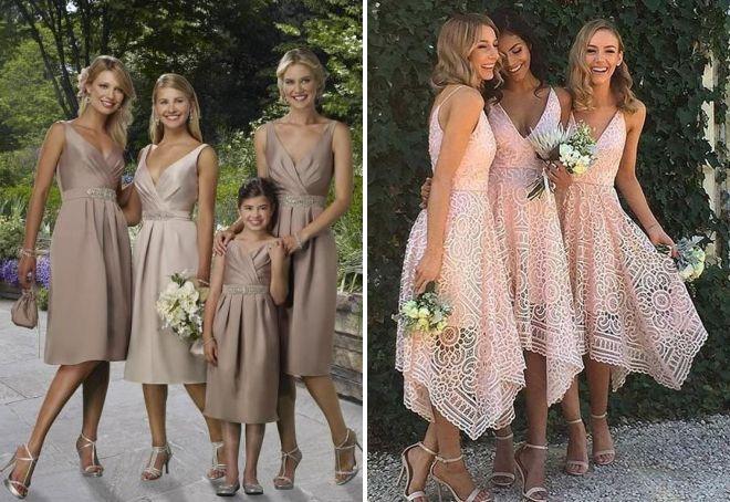 какое платье уместно на свадьбу для гостей