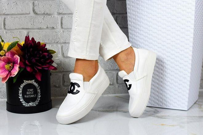 обувь слипоны