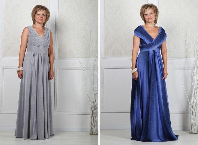 8893cce3c37 Модные вечерние платья на свадьбу – осенние