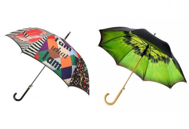 зонт трость автомат