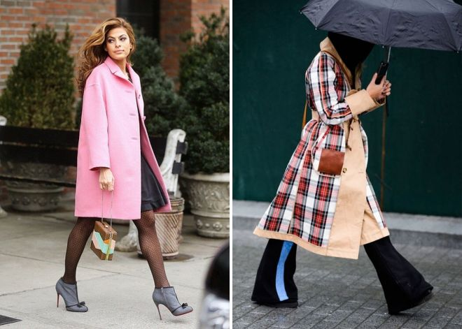 what to wear pink coat 2019