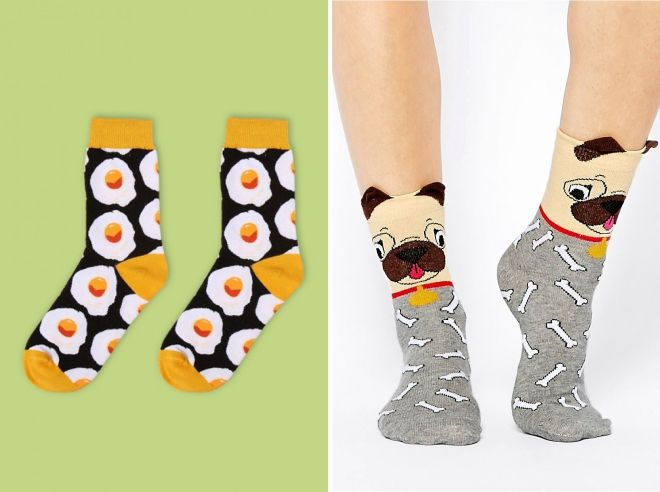 cool women's socks