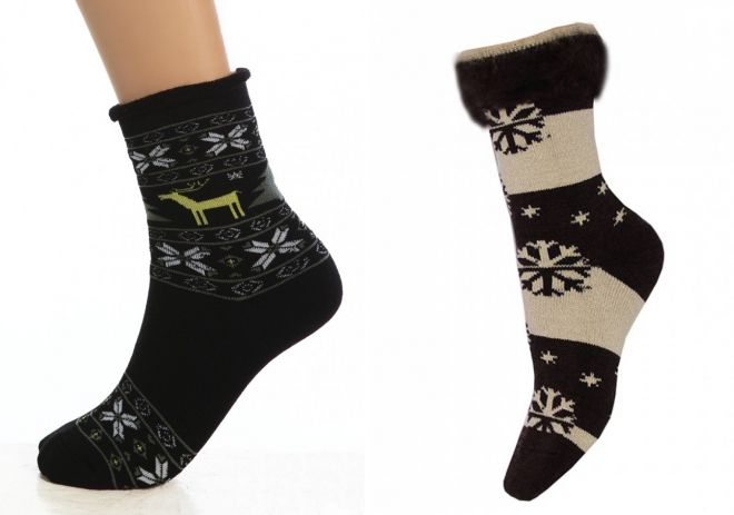 women's warm socks