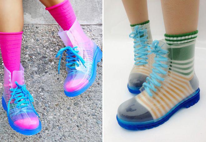 женские ботинки 2018