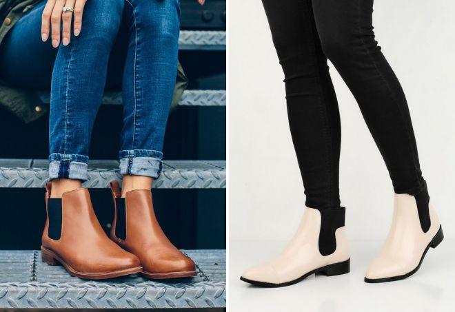 ботинки челси 2018