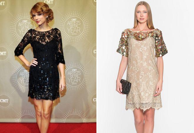 ed0abdf6dde Модное платье с пайетками – длинное и короткое