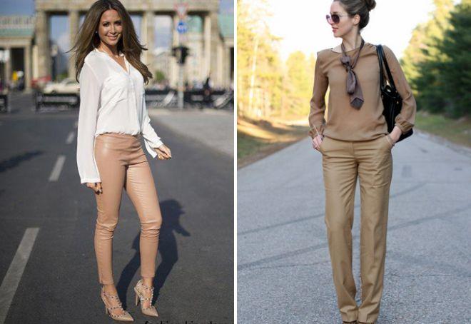 кожаные брюки летом