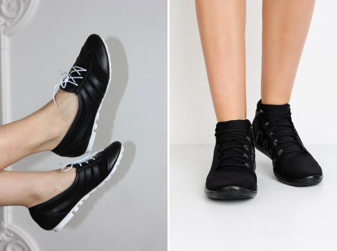 a81218981aa9 Podzimné topánky - 38 fotky módnych modelov tejto sezóny a obrázky s ...