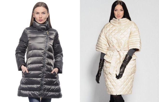 женские зимние брендовые пуховики 2019