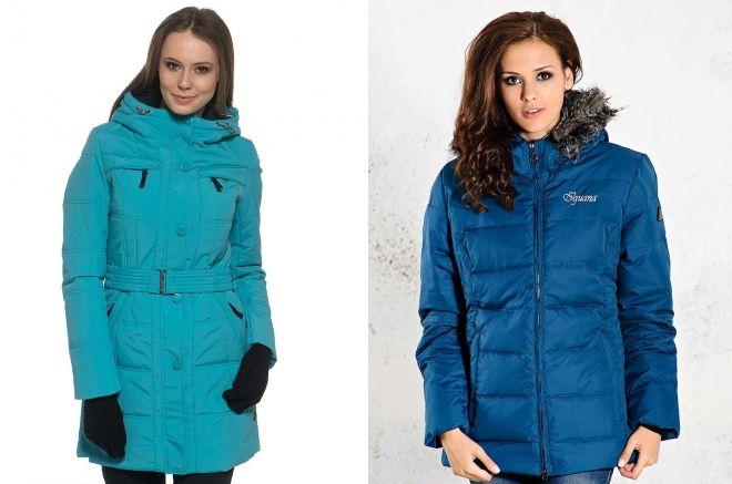 женские зимние куртки 2019 с мембраной