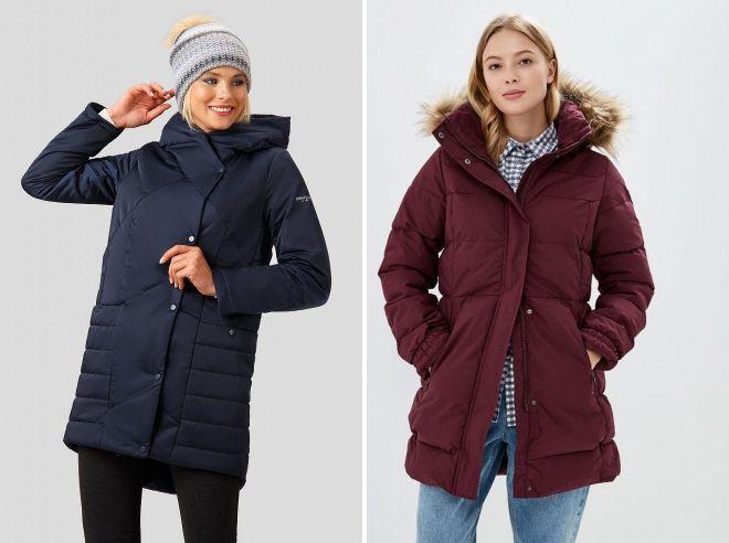 модные женские куртки зима 2019