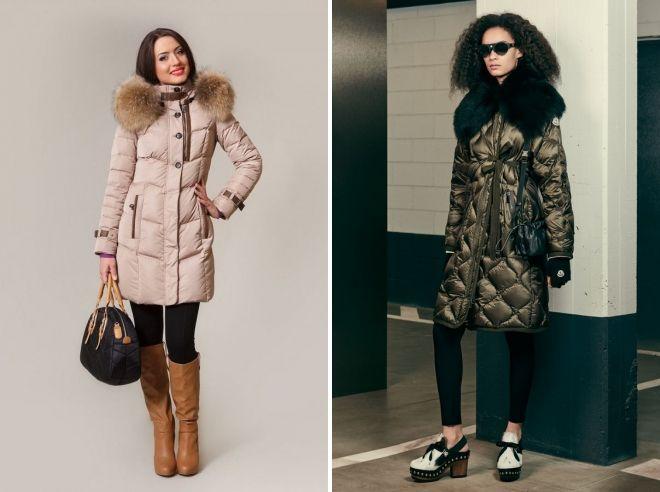 пуховик 2018 2019 года модные тенденции
