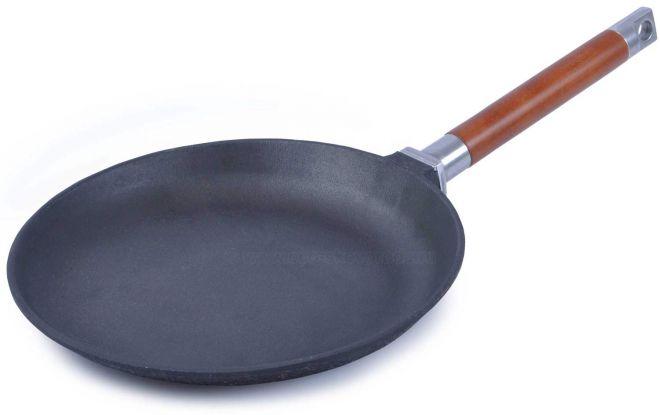 чугунная блинная сковорода