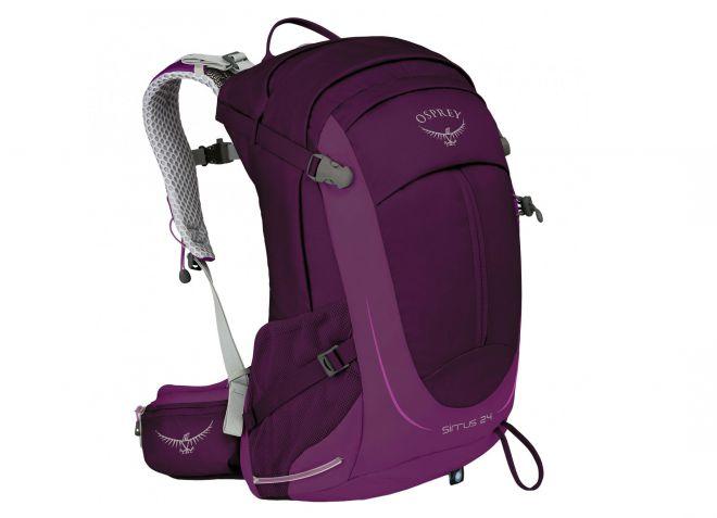 женский туристический рюкзак