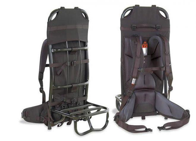 туристический рюкзак с каркасом