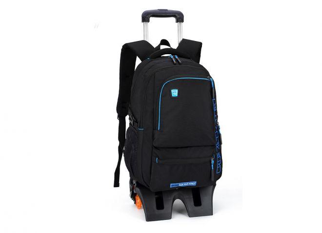 туристический рюкзак с колесом
