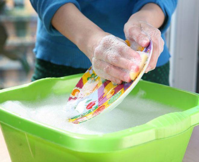гипоаллергенное средство для мытья посуды