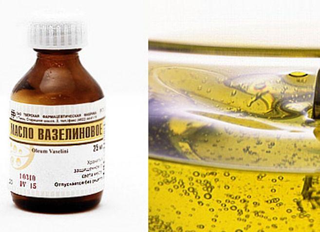 вазелиновое масло при запорах у котят дозировка