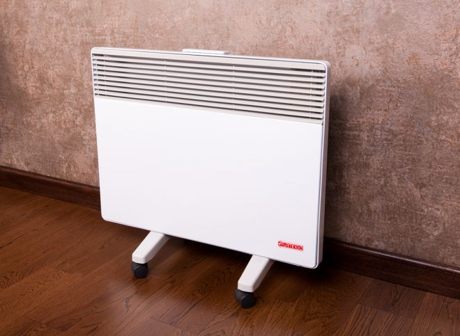 электрический конвекторный обогреватель