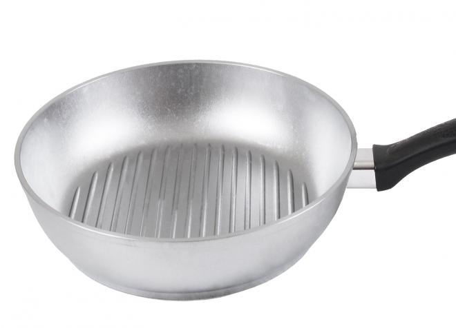 сковорода гриль алюминий