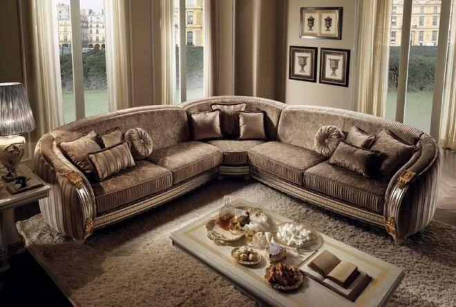 современная мебель для гостиной виды и стили