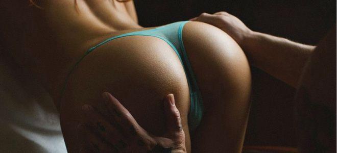 Анальный секс процедура перед
