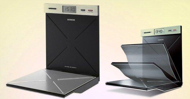 Кухонные электронные настенные весы