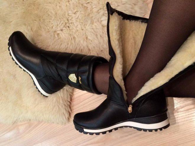 Имеет ли обувь из натуральной кожи запах
