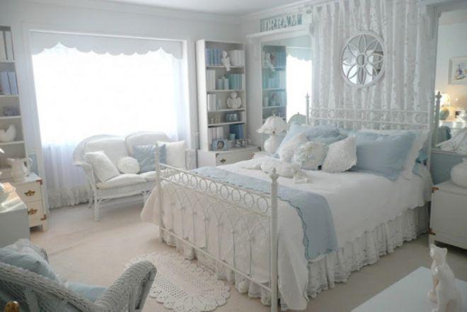 Мебель для спальни в стиле прованс