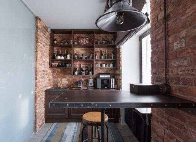 дизайн маленькой кухни современный интерьер в хрущевке идеи с