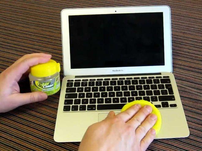 Как часто надо чистить ноутбук от пыли