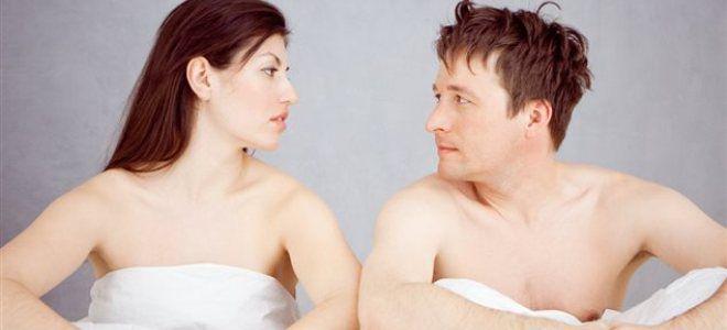 признаки сексуального расстройства