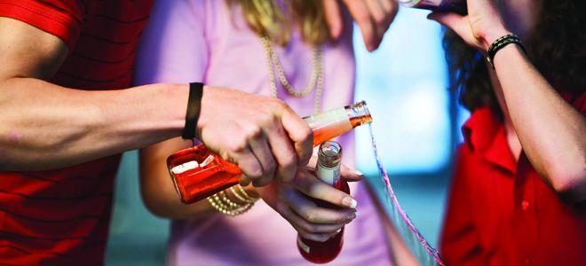 вредные привычки подростков