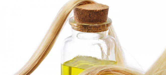 La meilleure huile pour la perte de cheveux