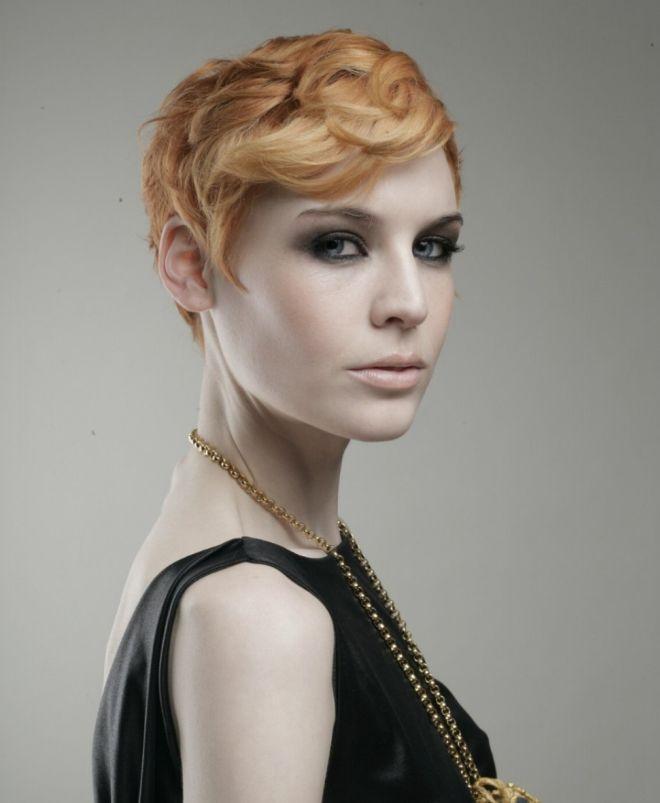 coupe de cheveux garcon variétés retro
