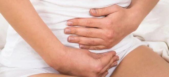 Кровь в моче при цистите причины симптомы диагностика и лечение