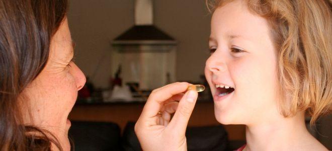 рыбий жир польза для детей