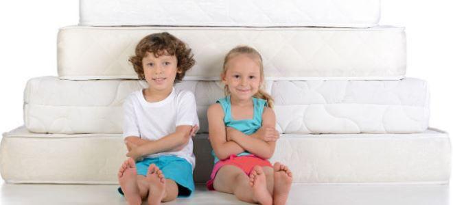 гипоаллергенный матрас для ребенка