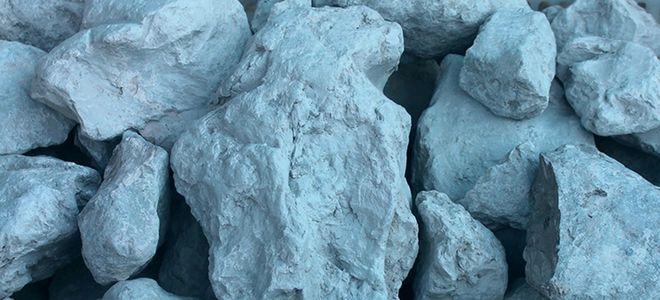 голубая глина химический состав