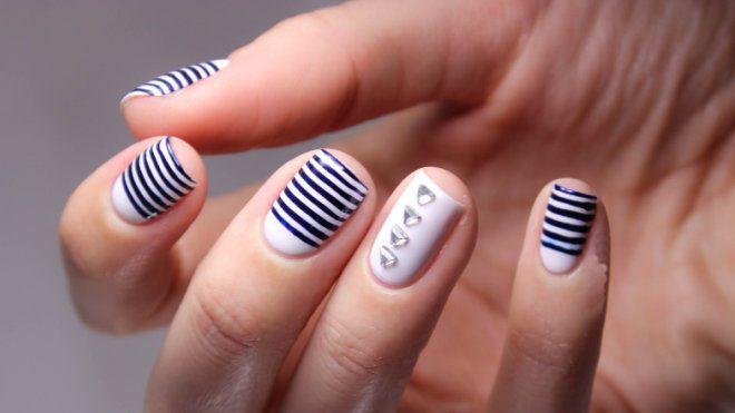Девет идеи за нокти дома