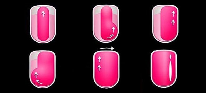 Как наносить лак на ногти правильно