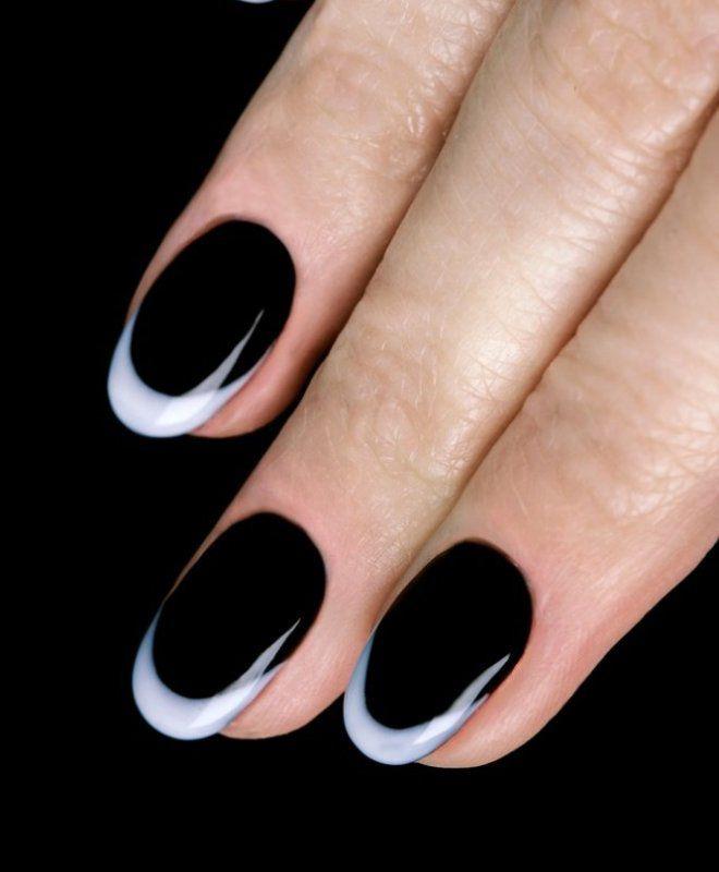 француски маникир за кратки нокти пати