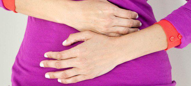 Ноющая боль в левом боку под ребрами