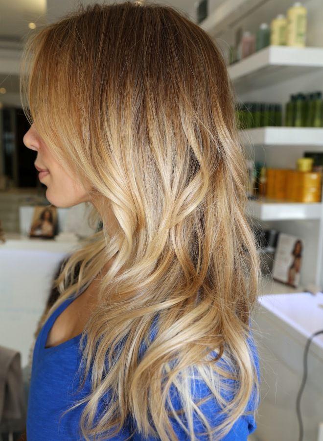 Разные цвета на волосах фото