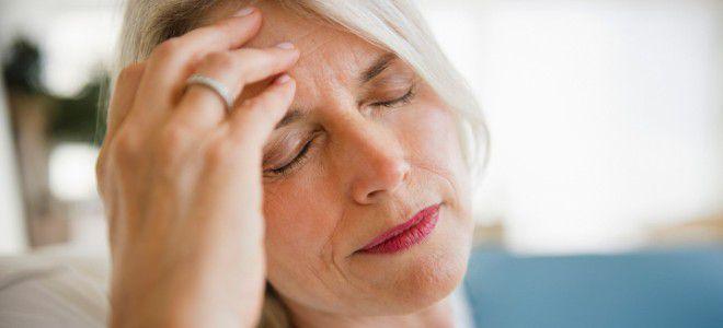 Оргазм как средство мигрень