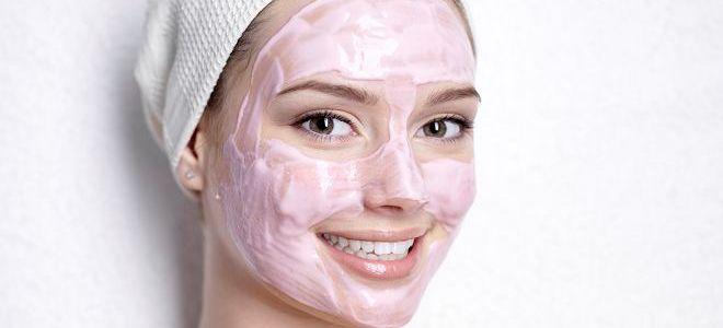 маски против прыщей в домашних условиях