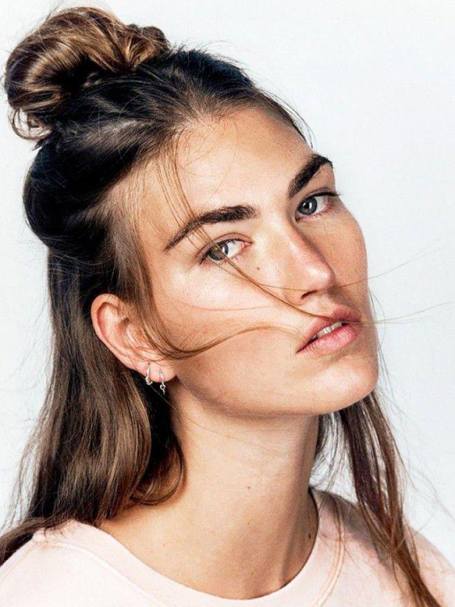Простые ежедневные прически на длинные волосы три