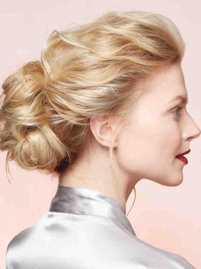 простые укладки на средние волосы фото разными расцветками