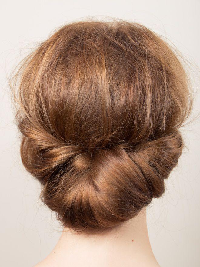 Деловые прически на средние волосы восемь